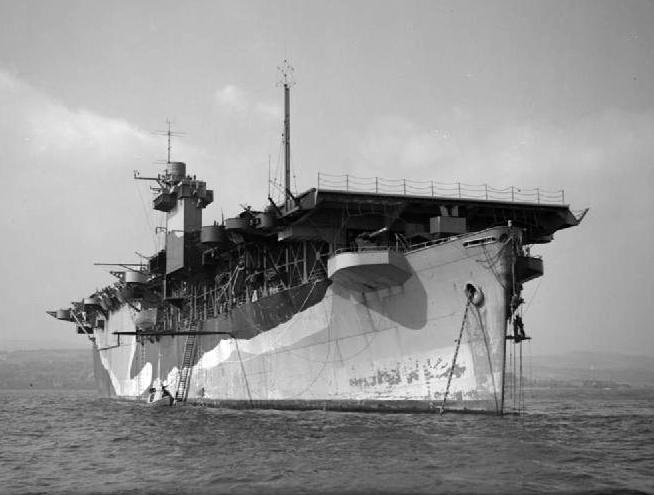 Petite histroire des porte-avions d'escorte - 1915-1945 - Page 6 Hms_bi10