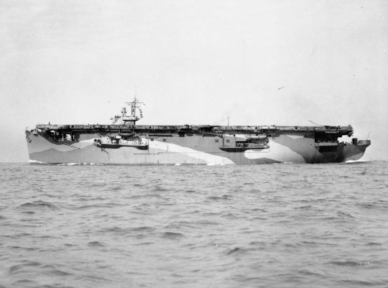 Petite histroire des porte-avions d'escorte - 1915-1945 - Page 8 Hms_hu10