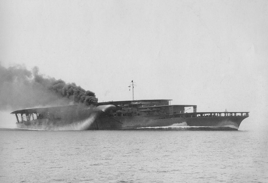 Grande histoire des porte-avions de combat - Page 5 Japane10