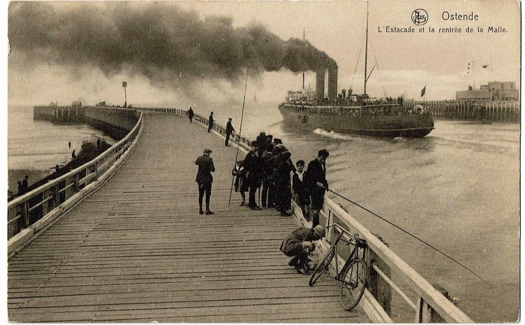 Travaux au port d'Oostende Large10