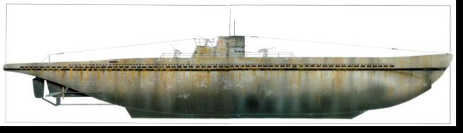Les U-Boote, sous-marins de la Kriegsmarine - Page 4 P060_110