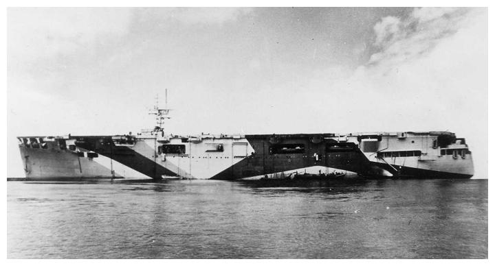 Petite histroire des porte-avions d'escorte - 1915-1945 - Page 9 Pretor10