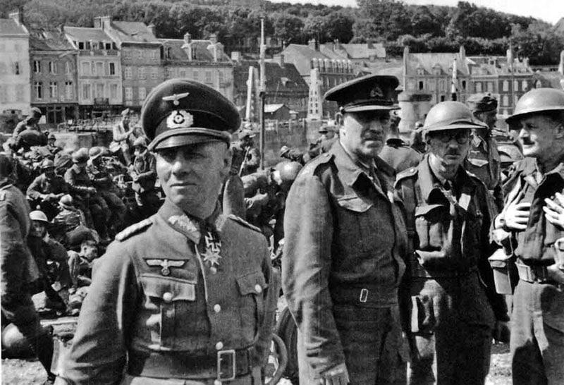 cargo Granville (histoire) Rommel10