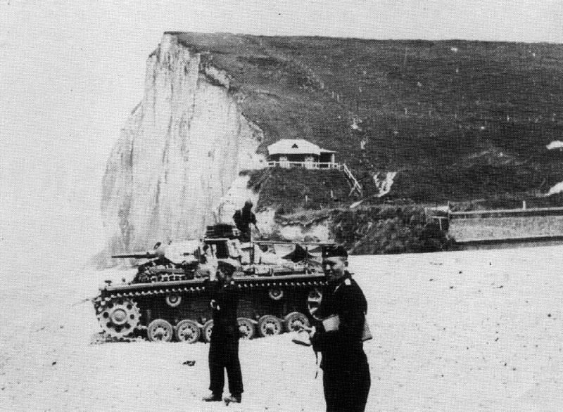 cargo Granville (histoire) Rommel11