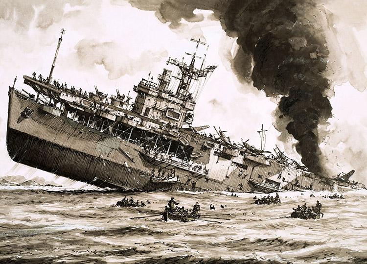 Petite histroire des porte-avions d'escorte - 1915-1945 - Page 7 Smithj10