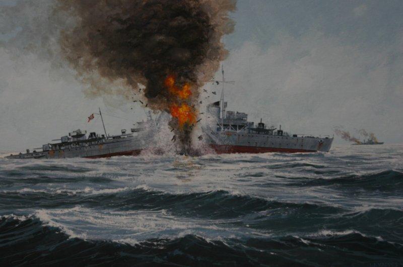 Importantes batailles navales en 1939-1945 - Page 5 The_ba11
