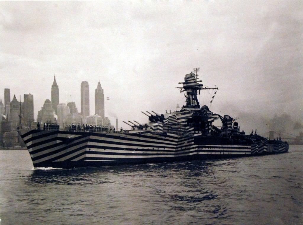 Camoufalge des navires français 1939 45  Tqzfbp10