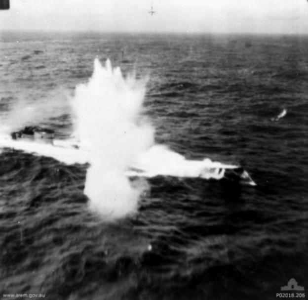 U Boote de 14-18 - Page 2 U-200_10