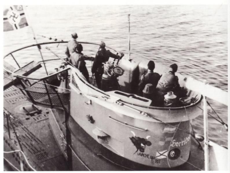 Les U-Boote, sous-marins de la Kriegsmarine - Page 5 U-69-k10