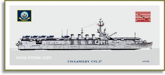 Petite histroire des porte-avions d'escorte - 1915-1945 - Page 9 Uss-la10