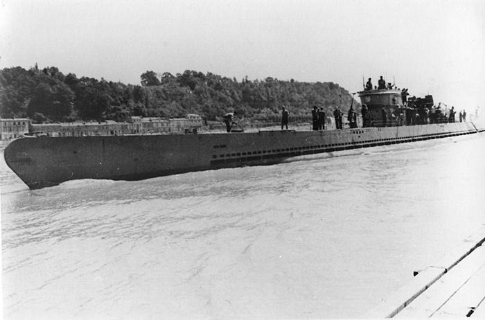Les U-Boote, sous-marins de la Kriegsmarine - Page 4 Xiv10