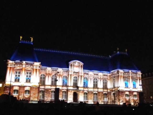 Rennes: découvrez les illuminations du Parlement de cet été Dsc09018
