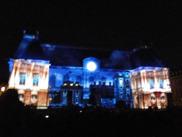 Rennes: découvrez les illuminations du Parlement de cet été Dsc09019