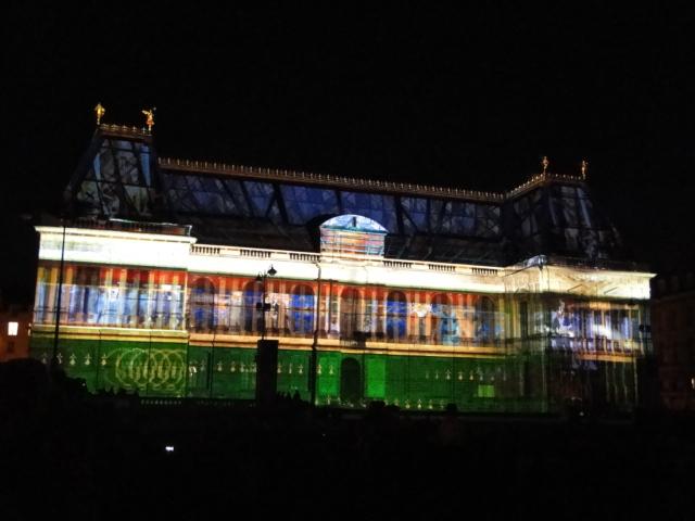 Rennes: découvrez les illuminations du Parlement de cet été Dsc09022