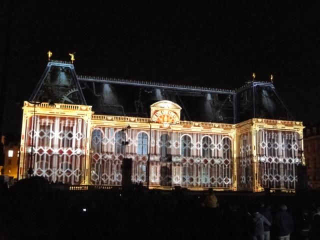 Rennes: découvrez les illuminations du Parlement de cet été Dsc09023