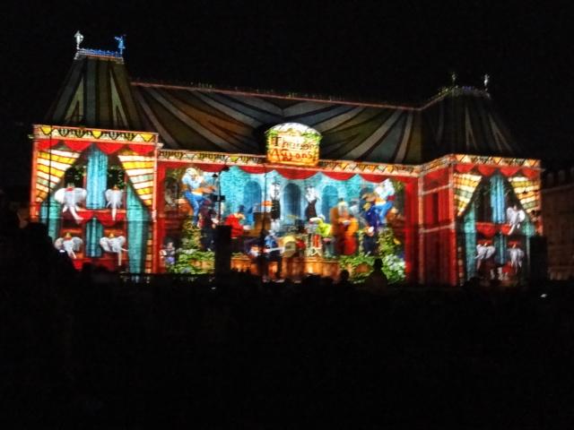 Rennes: découvrez les illuminations du Parlement de cet été Dsc09026