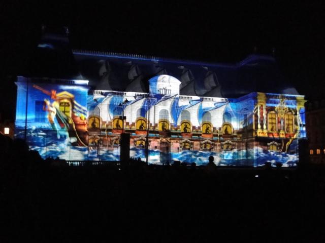 Rennes: découvrez les illuminations du Parlement de cet été Dsc09027