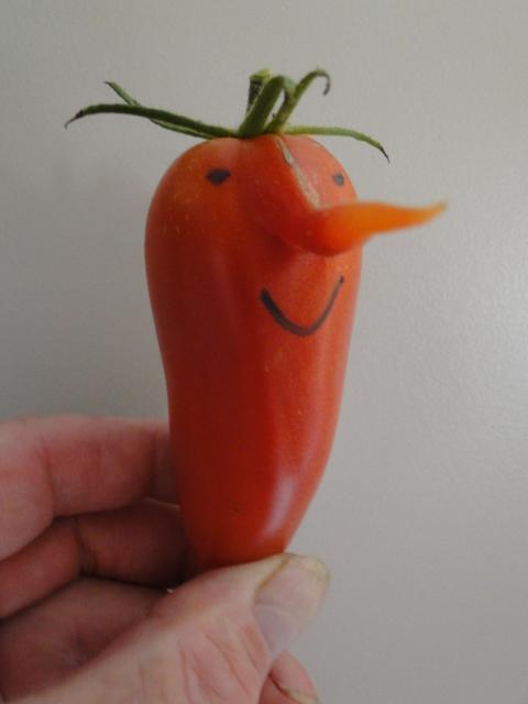 Légumes aux formes bizzares. - Page 8 Dsc09870