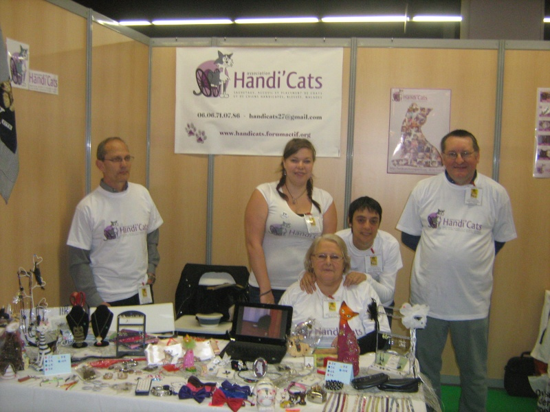 Salon chiens et chats 2013 PARIS - Page 3 Img_6715