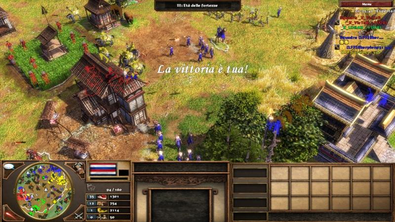 Clan war: [LFF] vs _X_ Map110