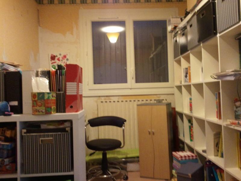 aménagement / déco bureau chambre d'amis 2013-012