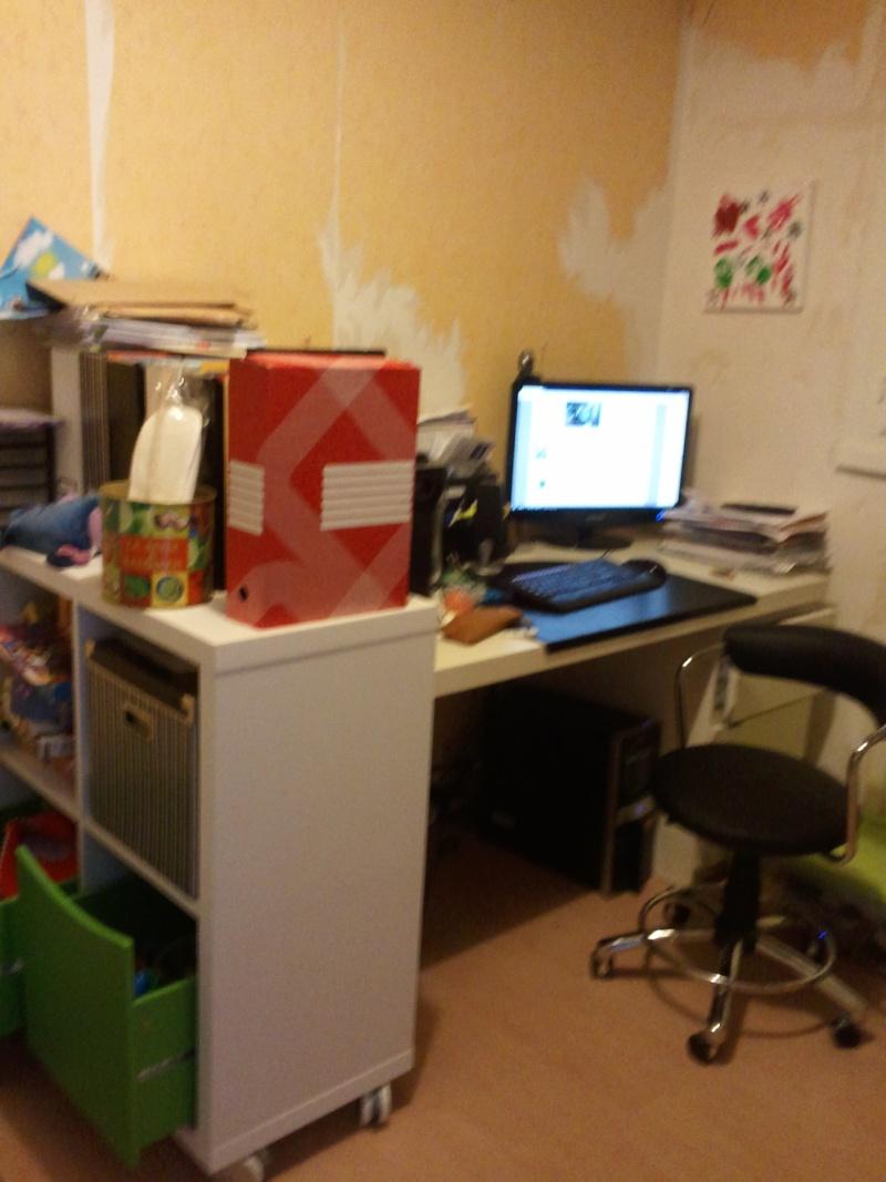 aménagement / déco bureau chambre d'amis 2013-013