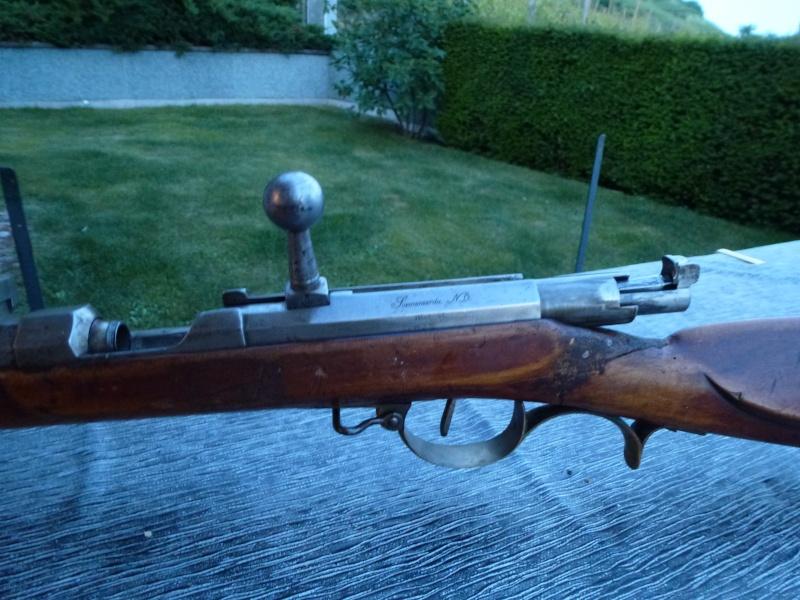 un fusil Dreyse modèle 1841 P1010443