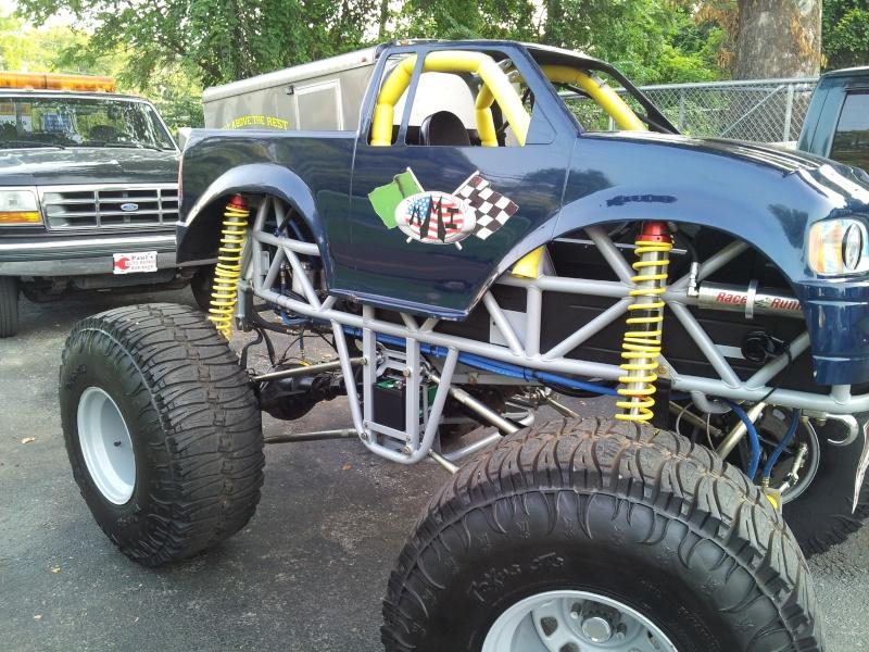 Mini Monster Truck 20120810