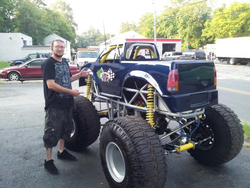 Mini Monster Truck 20120811