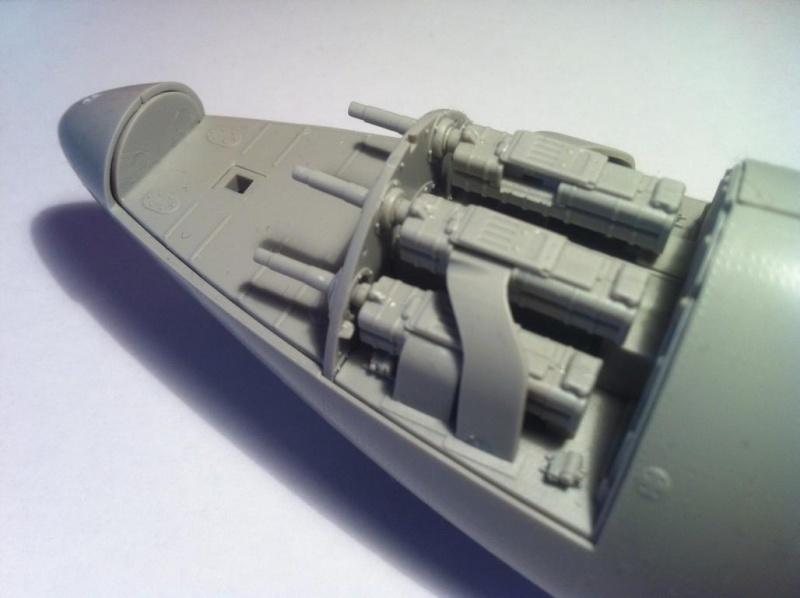Messerschmitt Me 262 A-1a Trumpeter 1:32  K1024_18