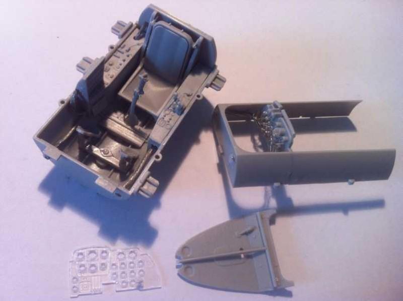Messerschmitt Me 262 A-1a Trumpeter 1:32  K800_i20