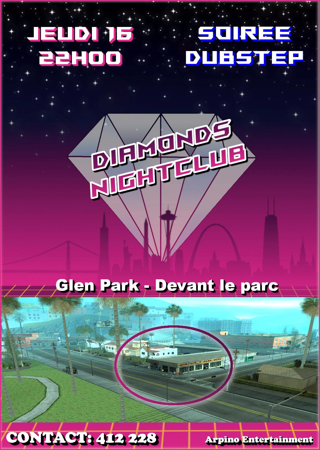 (EVENT IC) [DiamondsClub] 16/01 - 22h00 Affich21