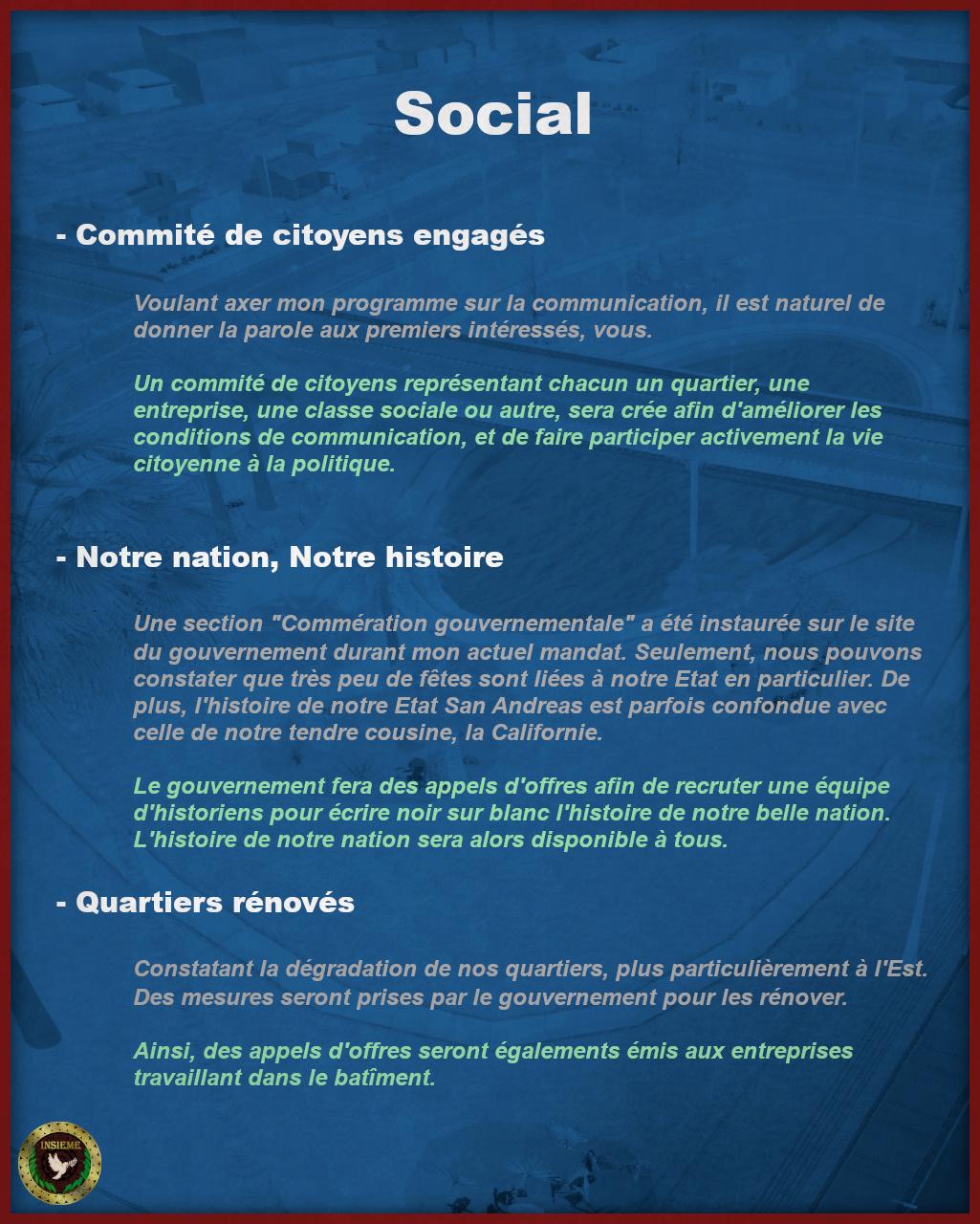 Programme Électoral - Costante Arpino Page412