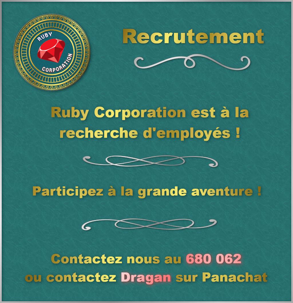 [Pub] Ruby Corporation Pub10