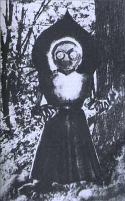 Monstro de Flatwoods 31888210