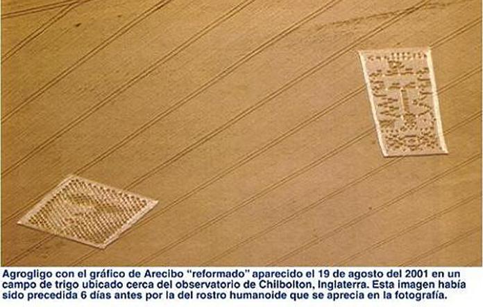 A resposta à Mensagem de Arecibo Arecib10