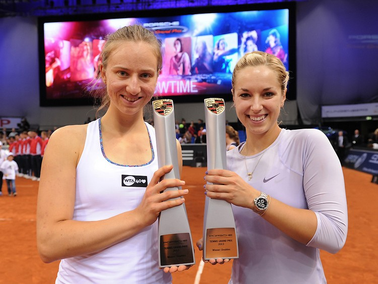 WTA STUTTGART 2013 : infos, photos et vidéos - Page 5 Double13