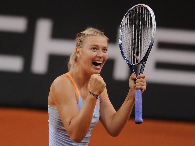 WTA STUTTGART 2013 : infos, photos et vidéos - Page 5 Maria111