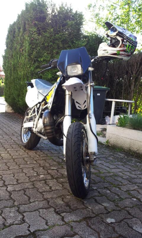CRM 180cc Malossi SuperMotard Vidéo Page 34 20130517