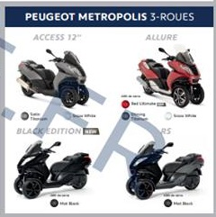 Catalogue 2019 Peugeot Motocycles  49261910