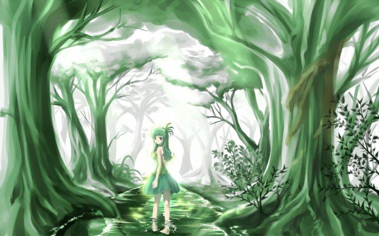 Avatars Couleur Verte 31335810