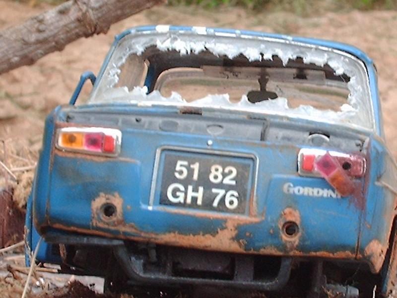 renault 8 gordini 1/18 solido Hpim2110