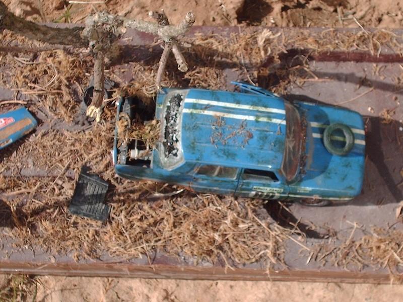renault 8 gordini 1/18 solido Hpim2113