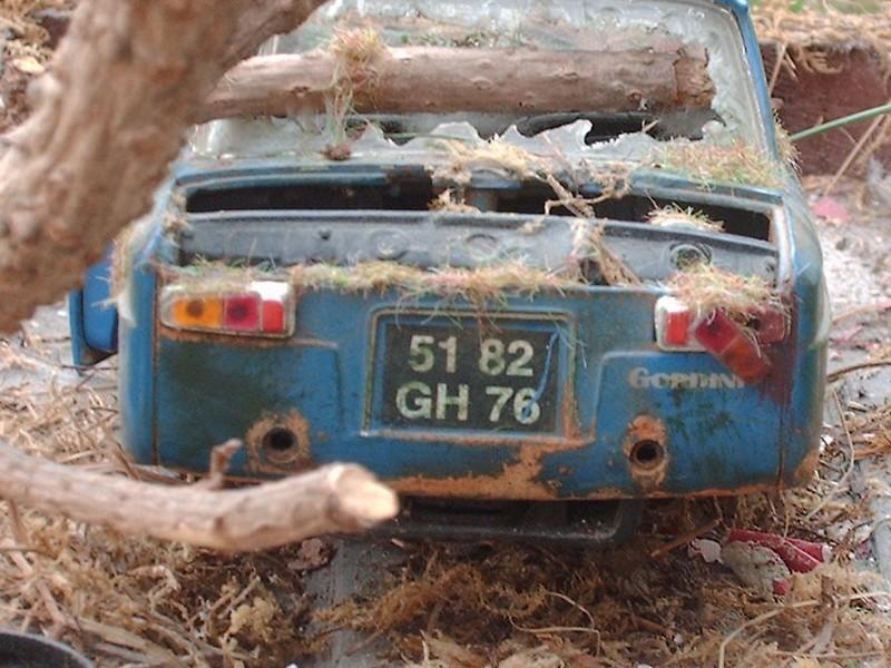 renault 8 gordini 1/18 solido Hpim4114