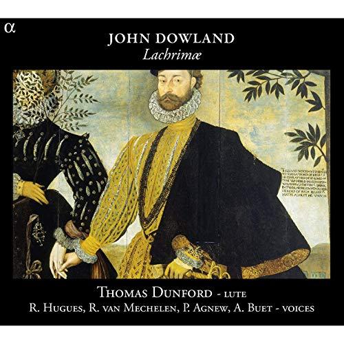 Dowland: Lute Songs 81k8nu10
