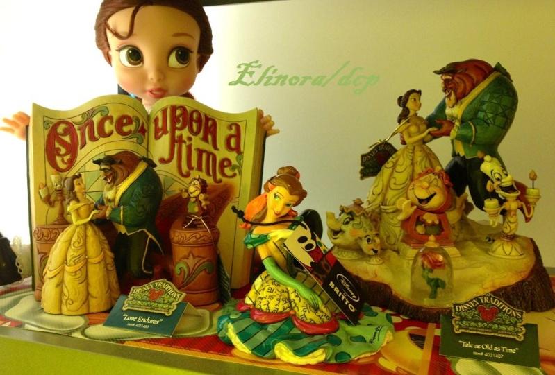 Disney Traditions by Jim Shore - Enesco (depuis 2006) - Page 3 Belle210