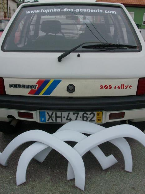 [ Vendo ] Abas de guarda-lamas - Peugeot 205 RALLYE 12885611