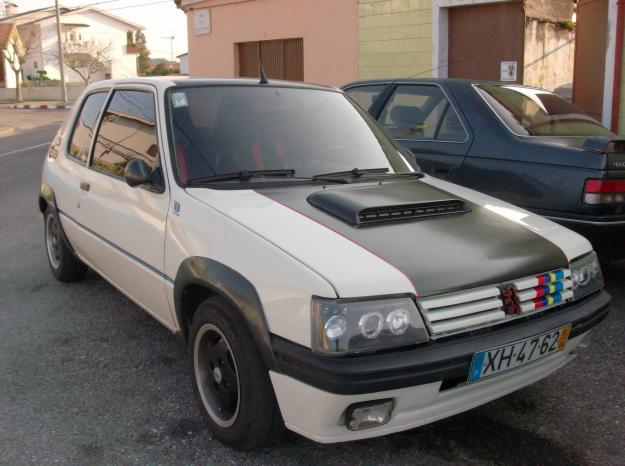 [ Vendo ] Abas de guarda-lamas - Peugeot 205 RALLYE 12885612