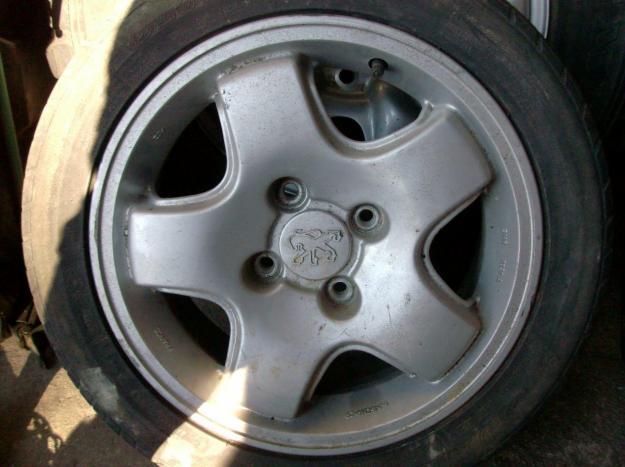 "[ Vendo ] Jantes 15"" - Peugeot 405 MI16 13031512"