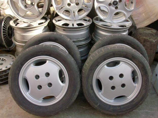 "[ Vendo ] Jantes 13"" - SPEEDLINE, Citroen Ax GTI 13031612"
